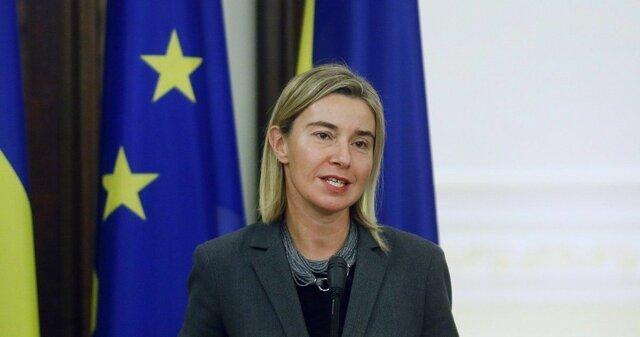 موگرینی: اتحادیه اروپا از برجام حمایت می نماید، برجام یکی از ستون های امنیت در منطقه ماست