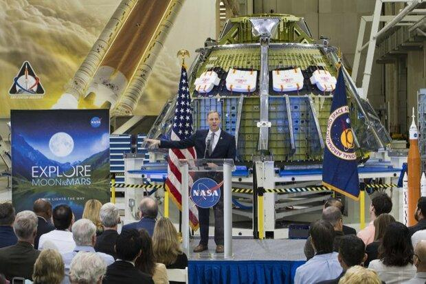 ترام پ بودجه اکتشافات فضایی را افزایش داد