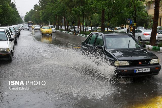 افزایش 109 درصدی بارش تجمعی در ایران