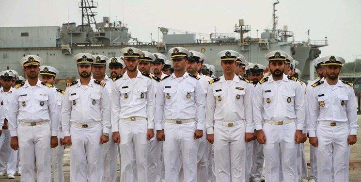 ناوگروه شصت ویکم نیروی دریایی ارتش به کشور بازگشت