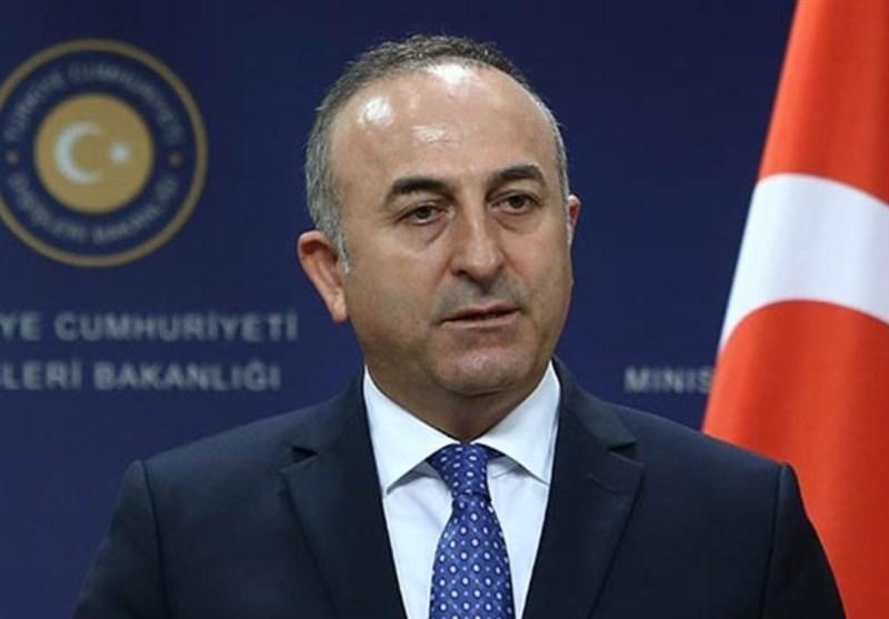 گفت وگوی وزرای خارجه ترکیه و ایسلند