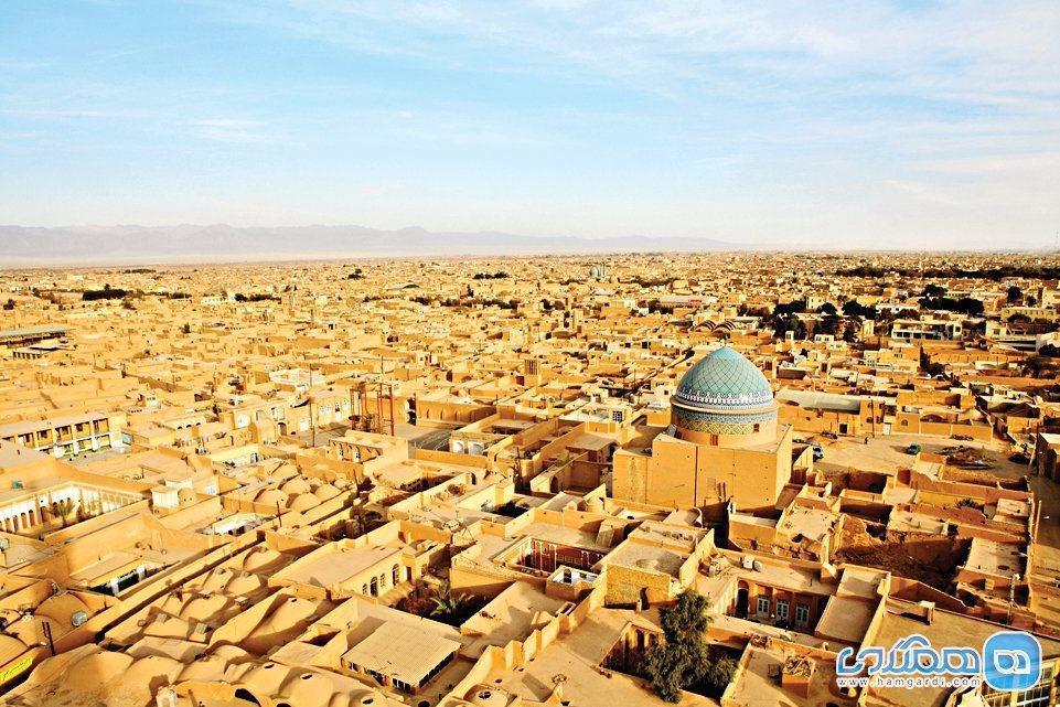 فهادان، محله ای تاریخی و دیدنی در شهر یزد