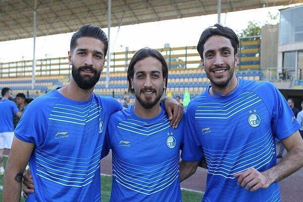 سه بازیکن استقلال در انتظار تصمیم باشگاه، کنار می روند یا می مانند