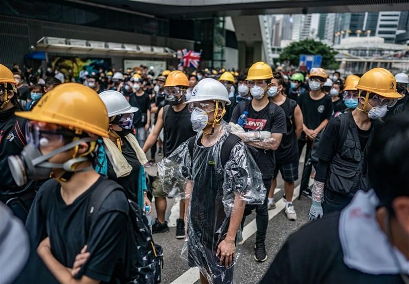 بی اعتمادی هنگ کنگی ها به وعده های رئیس لام