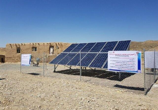 نیروگاه خورشیدی 7 مگاواتی در سربیشه به بهره برداری رسید
