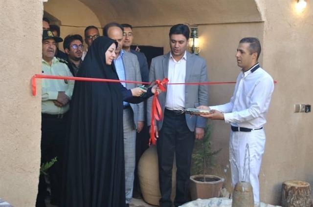 افتتاح 3 واحد بوم گردی در استان یزد