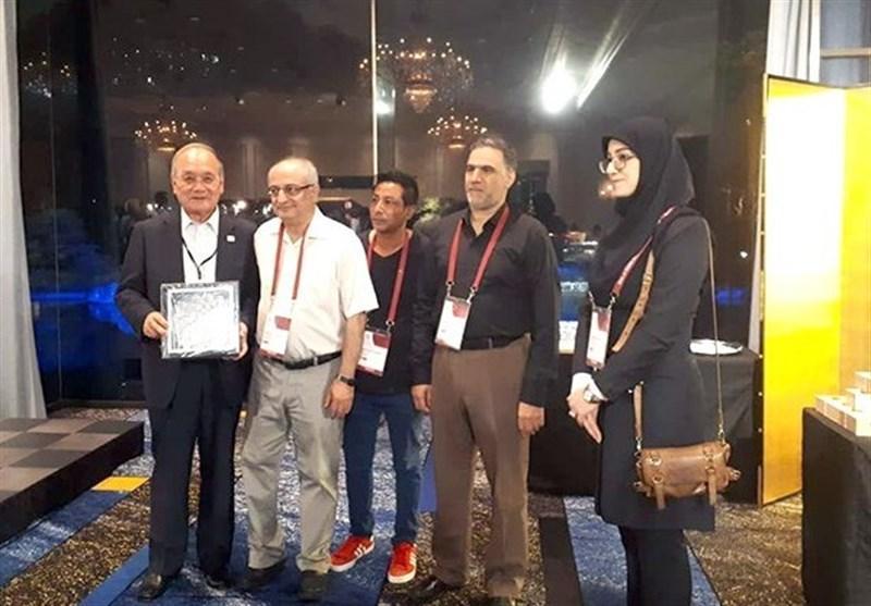 دیدار هادی رضایی با رئیس هیئت مدیره کمیته پارالمپیک ژاپن و بازدید از دهکده بازی های 2020 توکیو