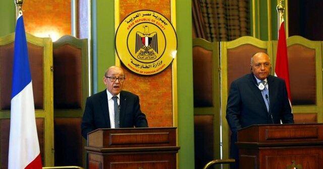 وزیر خارجه مصر: در رویارویی با چالش های پیش روی عربستان، در کنار ریاض خواهیم ماند